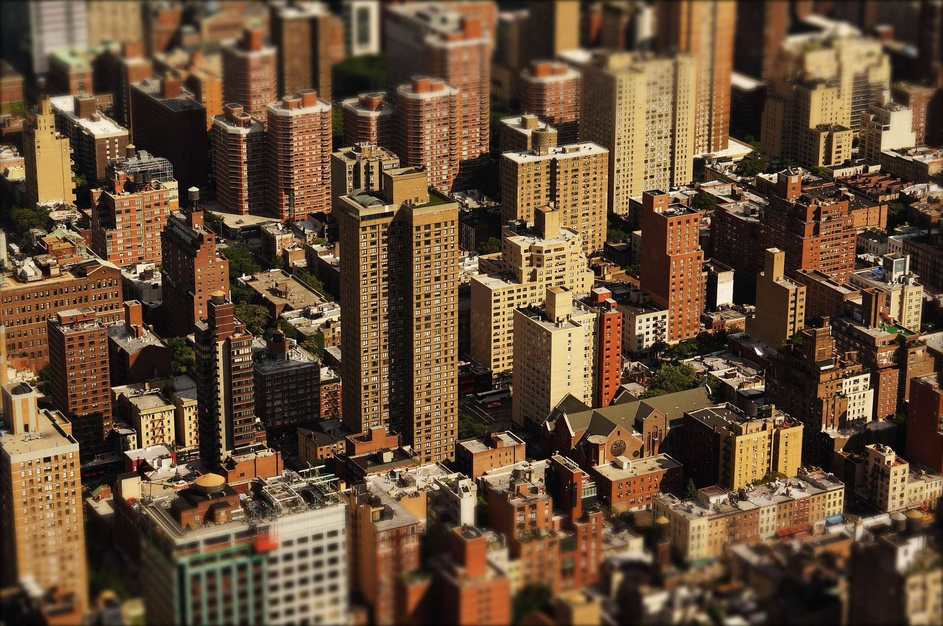 skyscrapers-450793_1920