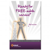 Ready for free mobile service