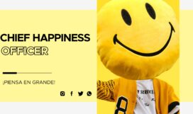Chief Happiness Officer