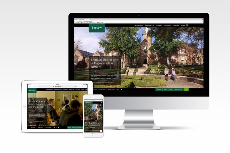 Bethany College Website