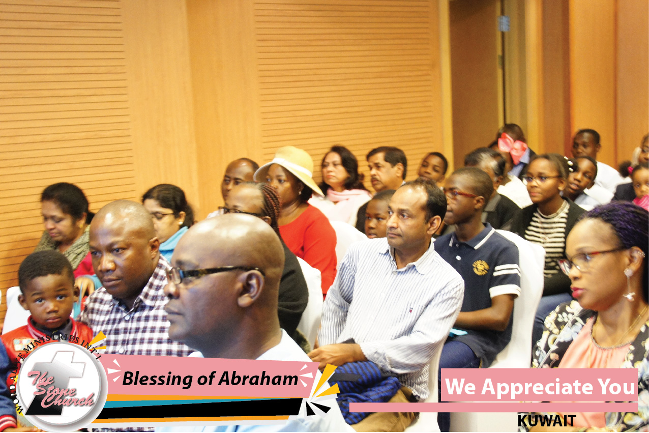 Message Download: The Blessing of Abraham