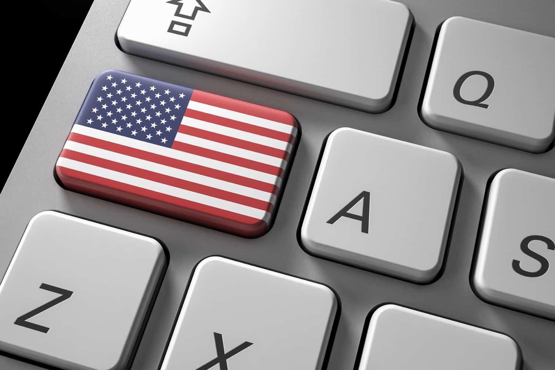sprzedaż internetowa w USA