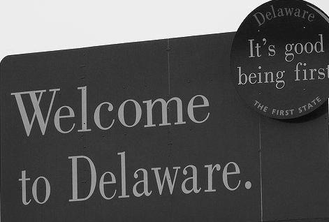 Konto firma w Delaware