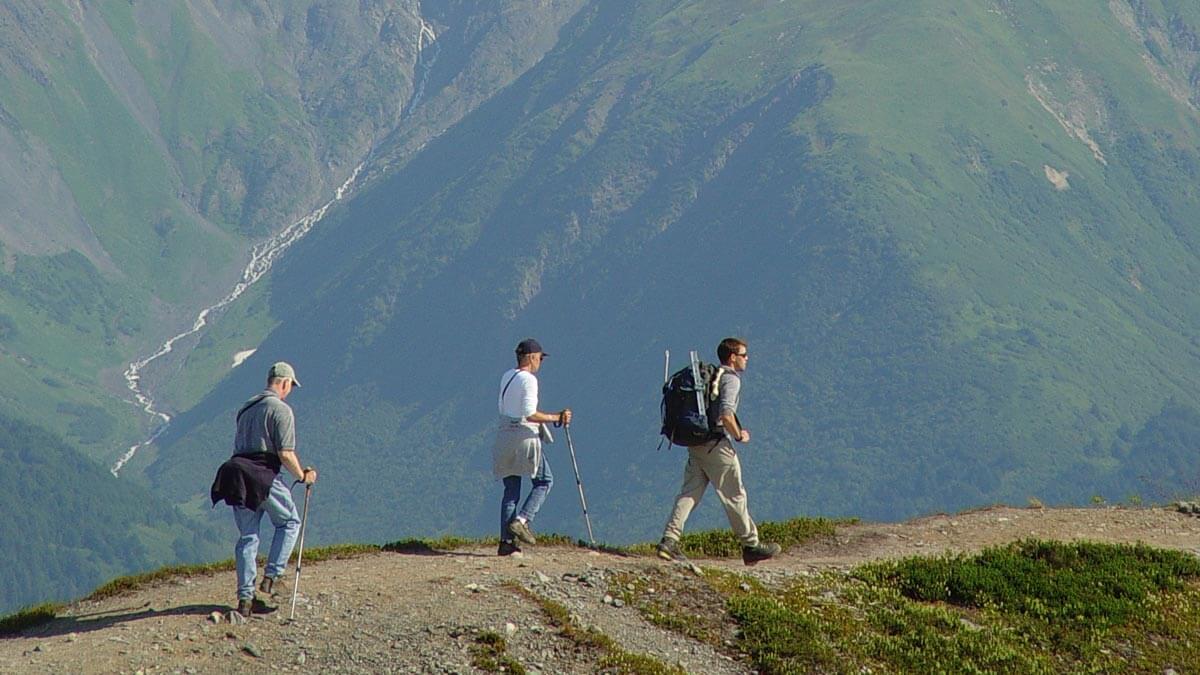 Alpine Hike at Alyeska