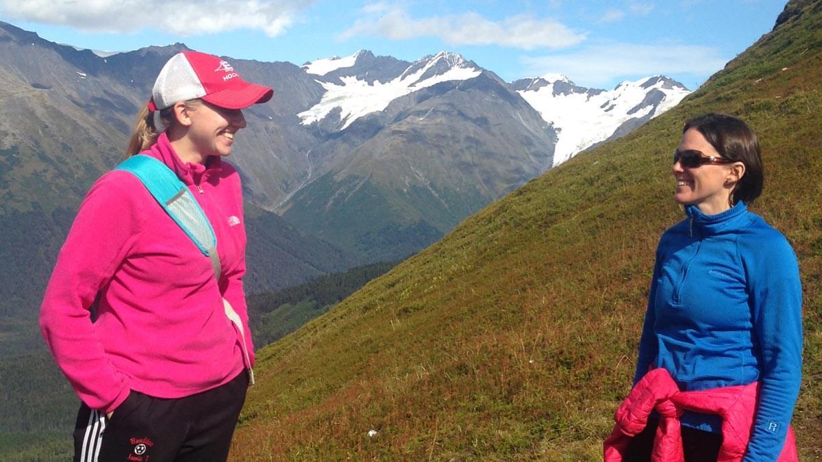 Alyeska Alpine Hike