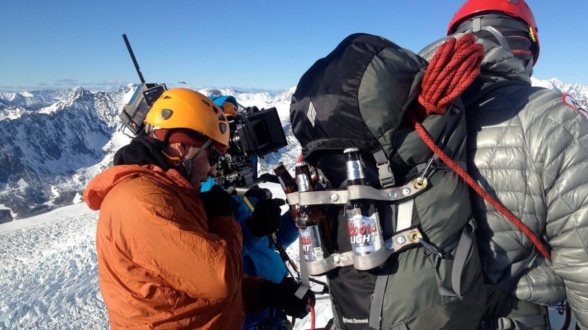 Alaska Filming Preparation