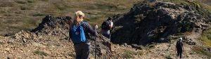 Crow Pass Hiking Tour
