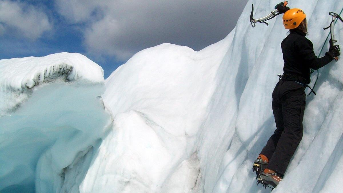 Alaska Summer Ice Climbing Tour
