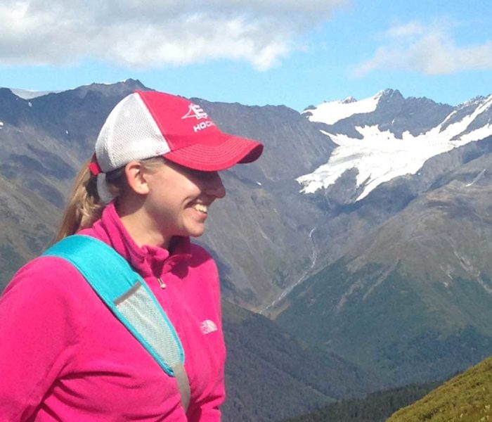 Alpine Hike at the Hotel Alyeska in Girdwood