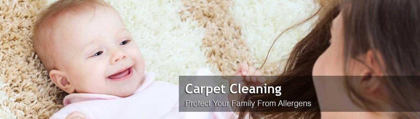 tim carpet cleaning banner