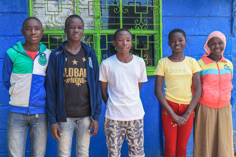 New Scholarship Recipients