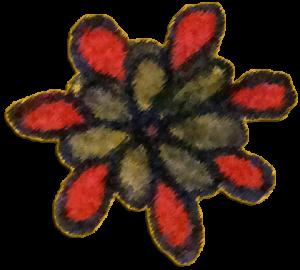 oneturtleflowerPNG