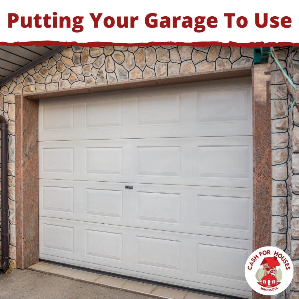 Putting Your Garage To Use While Moving or Selling