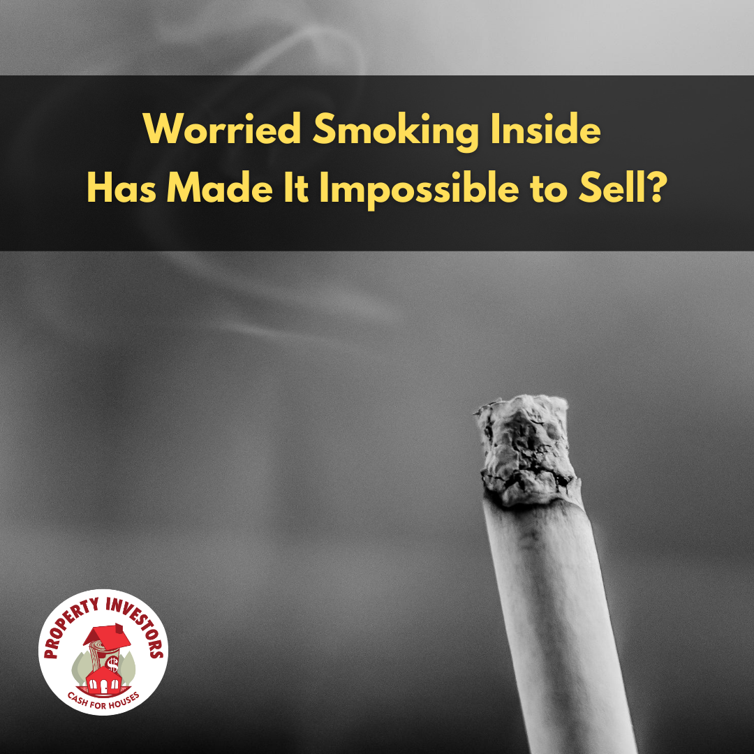 Worried About Smoke Smell When Selling?