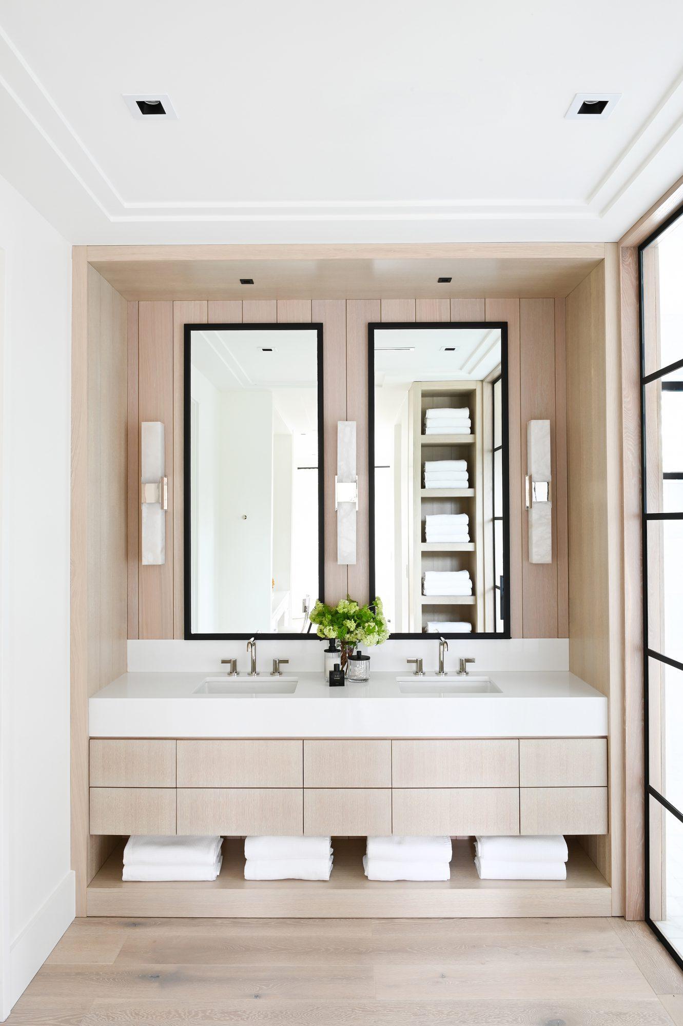 Ferme Moderne bathroom built by Midland Premium Properties in Vancouver, BC