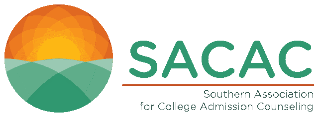 BADGE SACAC Southern Association for College Admission Counseling