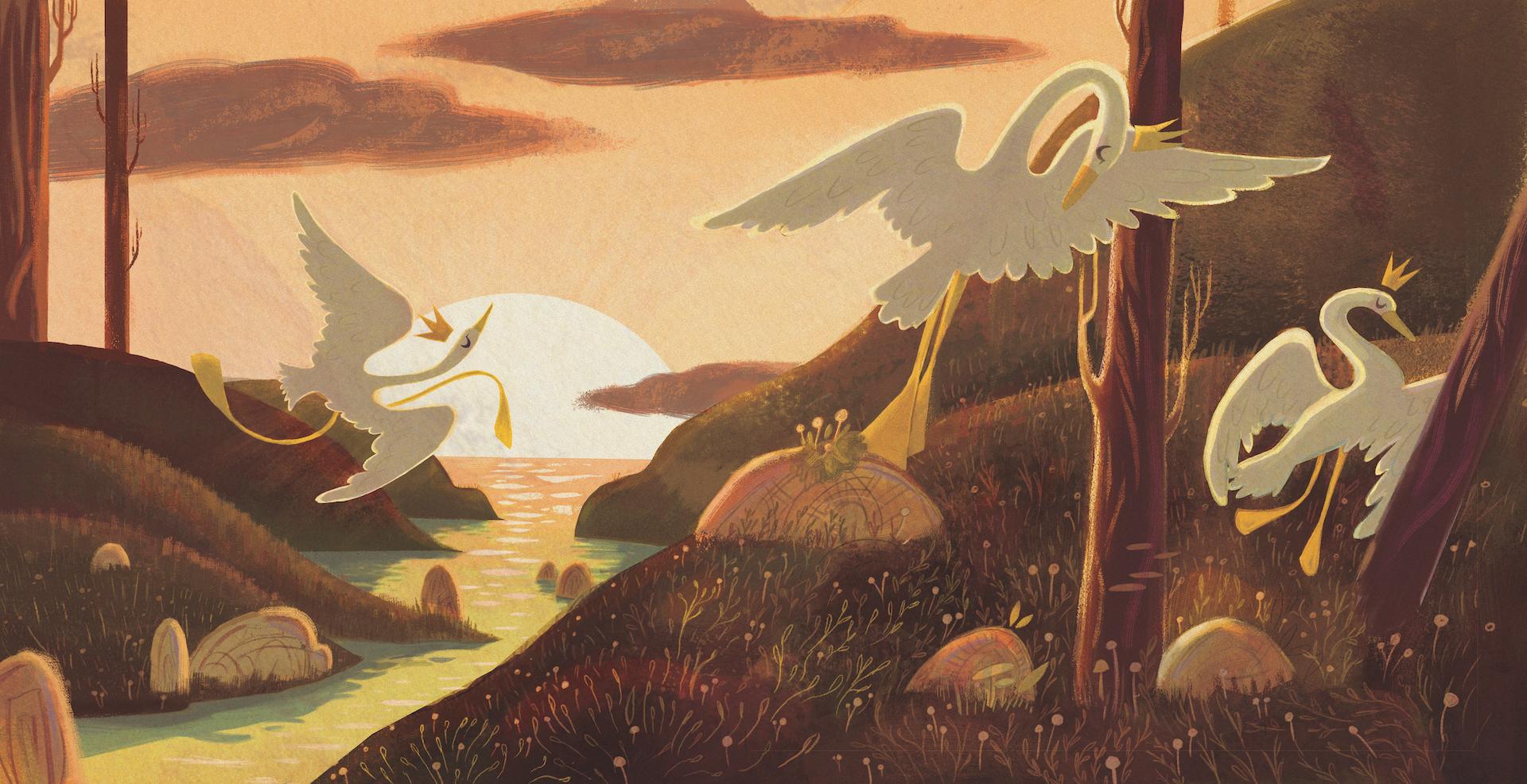 Swan spread (2)