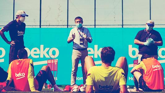 Tres del Barça no firman contra rebaja salarial