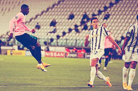 Magnifico triunfo del Barça vs Juventus (0-2)
