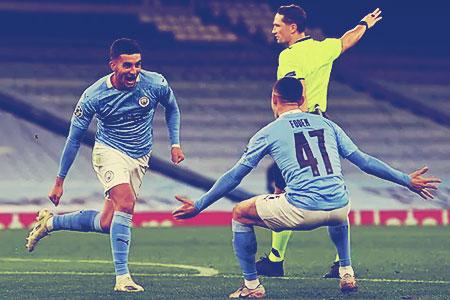 Un solo penalti marca el triunfo inicial del City