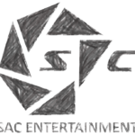 SAC Entertainment Logo Sketch