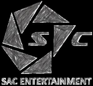 SAC Entertainment Logo Sketch