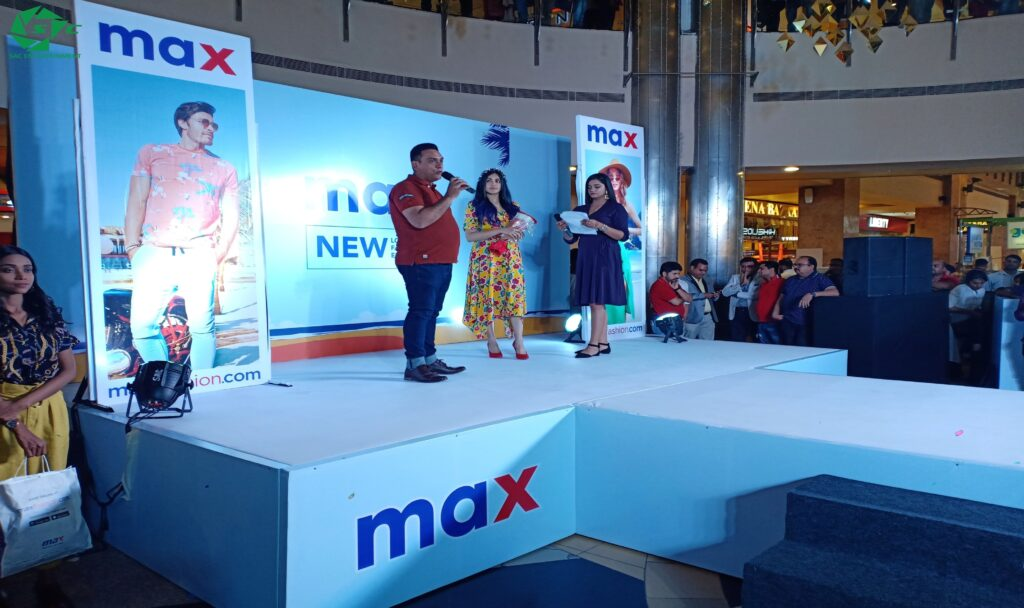 Store Launch in Mall