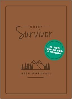 Grief Survivor cover brown