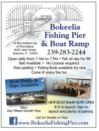Bokeelia Pier Fall 2020