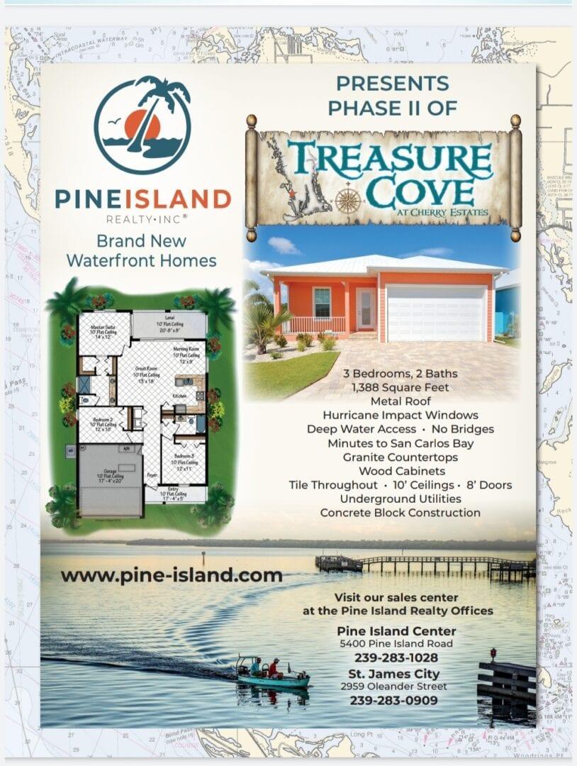 Pine Island Realty Treasure Cove Fall 2020