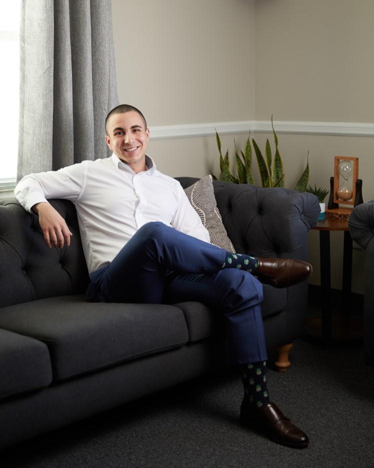 Ally Psychological Counselor Dr. Adam Assoian