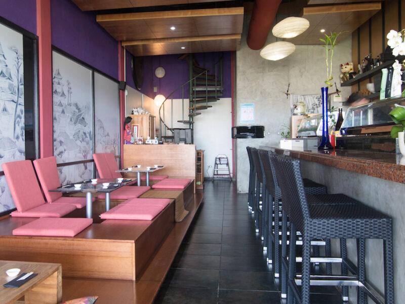 Inside Sushiya