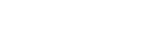 Homespun Occasions Logo