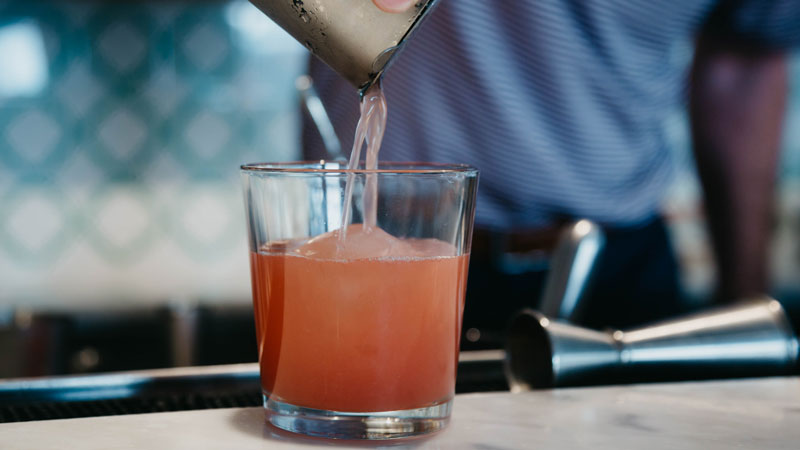 Drink This: Real & Rosemary's Col. Lawson Goes South