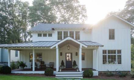Dream Home: The McGarrahs' Modern Farmhouse