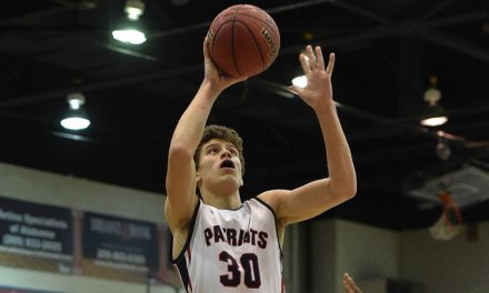 Meet HHS Basketball Forward Logan Padgett