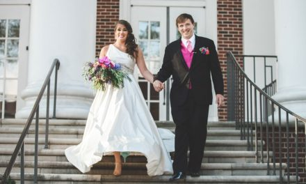Allison Markham & Casey Souders: A Homewood Wedding