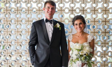 Andrea David & John Crawford Freeman: A Homewood Wedding