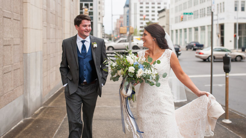 Allie Jackson & Zac Clement: A Homewood Wedding