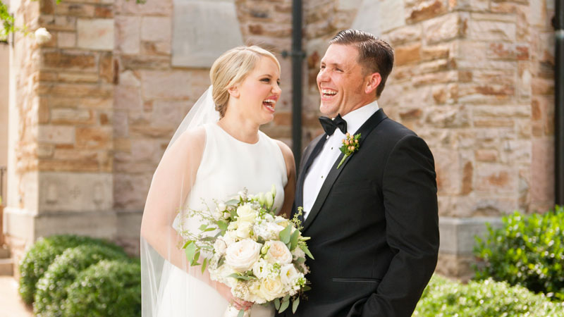 Michelle Shroyer & Brad Mathis: A Homewood Wedding