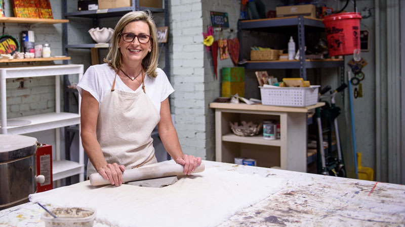 Fashioned from Clay: The Pottery of Elizabeth Hubbard