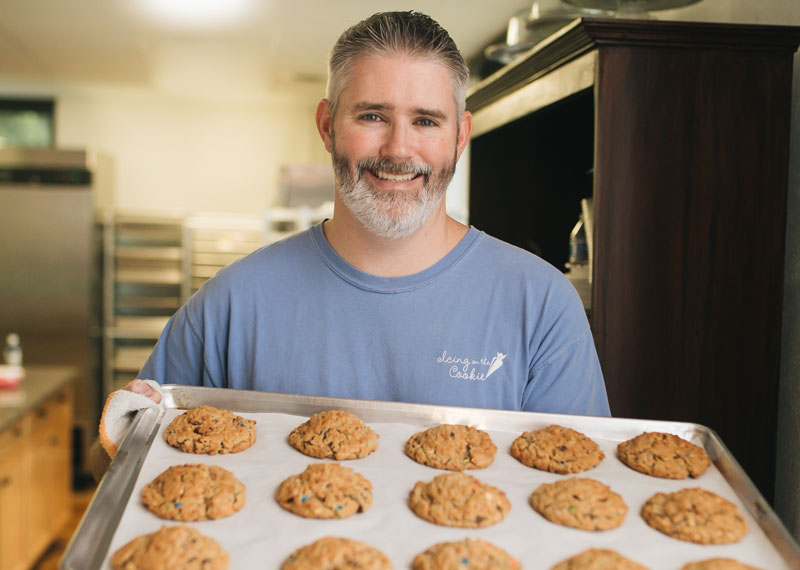 Savory + Sweet at Icing on the Cookie