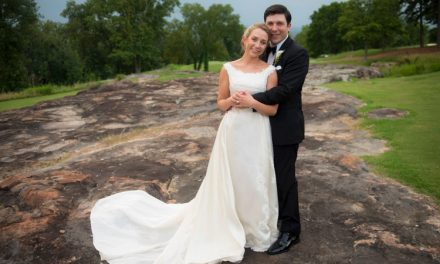Amber Busby & Michael Beck: A Homewood Wedding