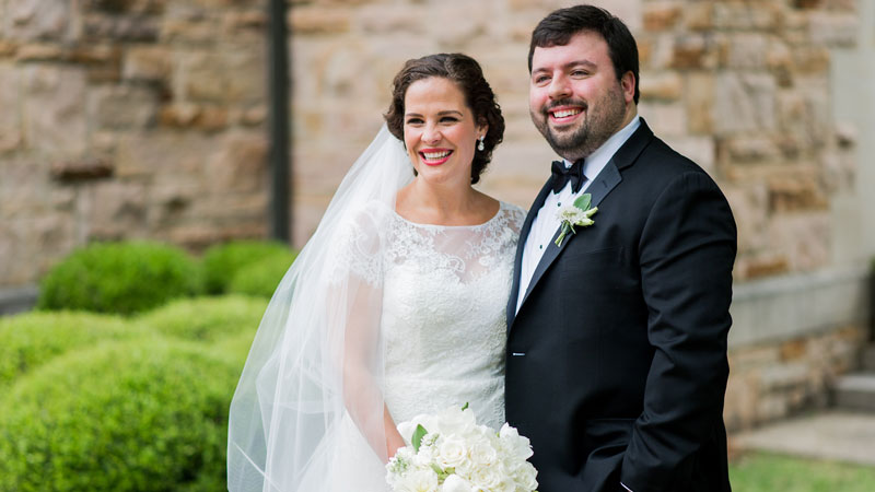 Megan Fly & Cliff Bell: A Homewood Wedding