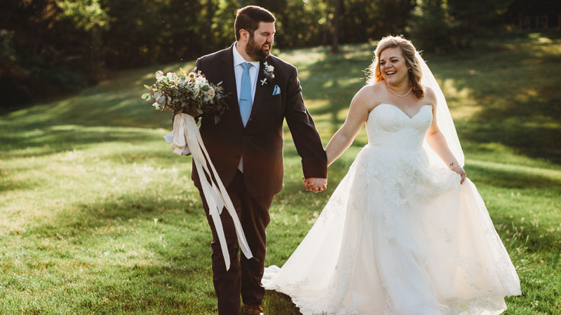 Jamie Ankenbrandt & Stephen Johnson: A Homewood Wedding