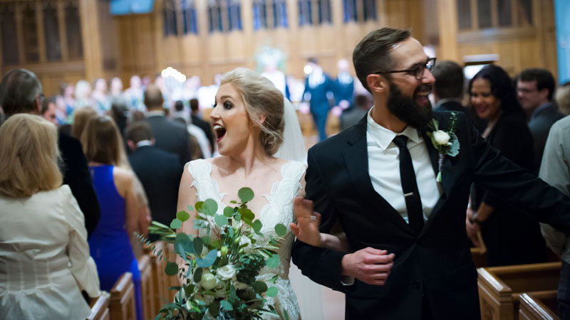 Mary Bishop Trippe & Phillip Steele: A Homewood Wedding
