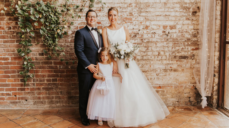 Kathryn Dickerson & Jeff Sommer: A Homewood Wedding