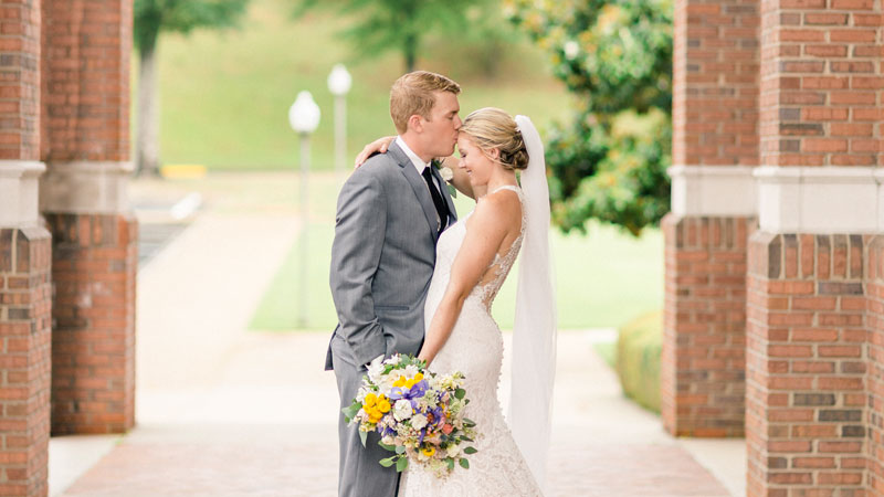 Melissa Mathews & Conner Peterson: A Homewood Wedding