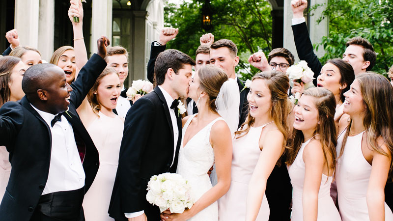 Mary Katherine Stanley & Mike Rohdy: A Homewood Wedding
