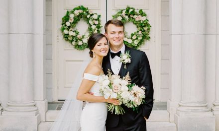 Kelly Neumayer & Andrew Plasters: A Homewood Wedding